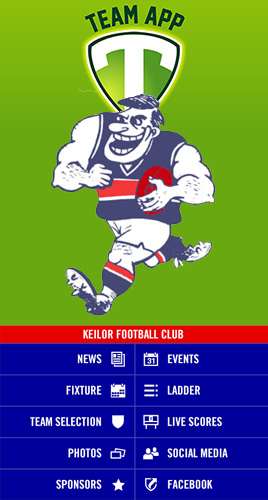 Keilor Football Club on TeamApp