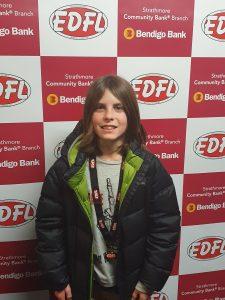 EDFL Junior B&F Night - Awards Brody Tranquillo