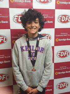 EDFL Junior B&F Night - Awards Mark Mavrakis