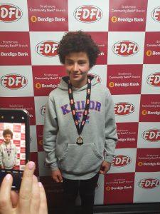 EDFL Junior B&F Night - Awards Massimo Raso